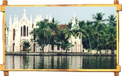 Cochin Backwaters