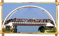 Rainbow Bridge, Cochin